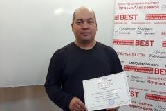 Сабырбеков Александр Бегайдарович